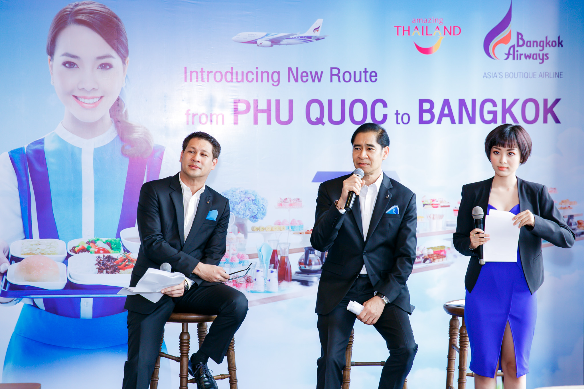 Bangkok Airways - elle 3