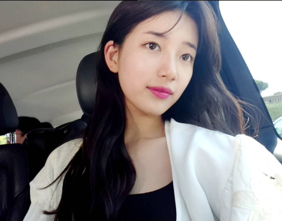 """Suzy bật mí bí quyết dưỡng da """"424"""" đánh bay mụn của mình"""