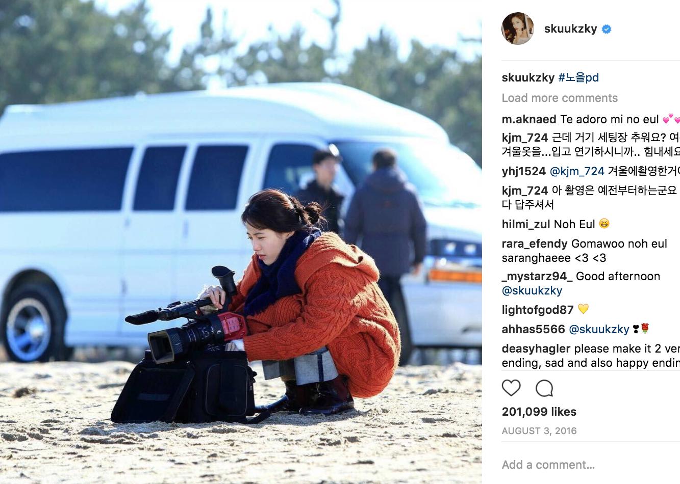 """Bae Suzy bật mí bí quyết dưỡng da """"424"""" đánh bay mụn của mình"""