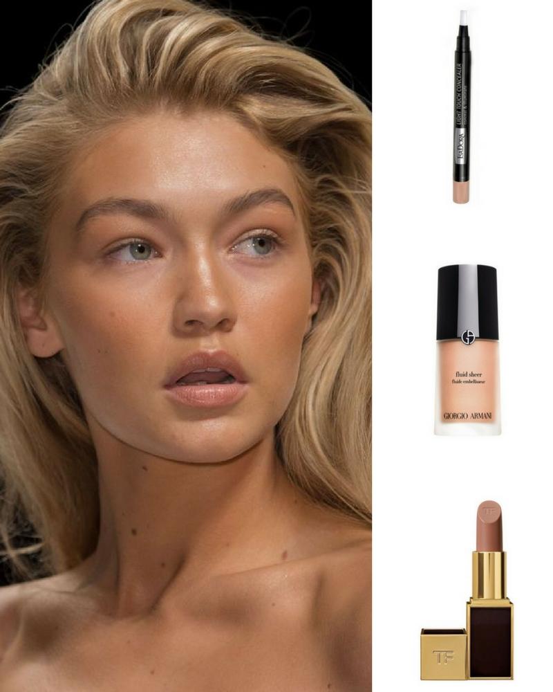 ELLE Beauty Calendar: Cách trang điểm để biến hóa thành một cô nàng IT Girl như Gigi Hadid (9/10 - 16/10)