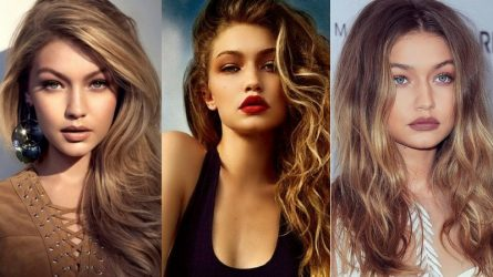 ELLE Beauty Calendar: Cách trang điểm để biến hóa thành cô nàng IT Girl Gigi Hadid (9/10 - 16/10)