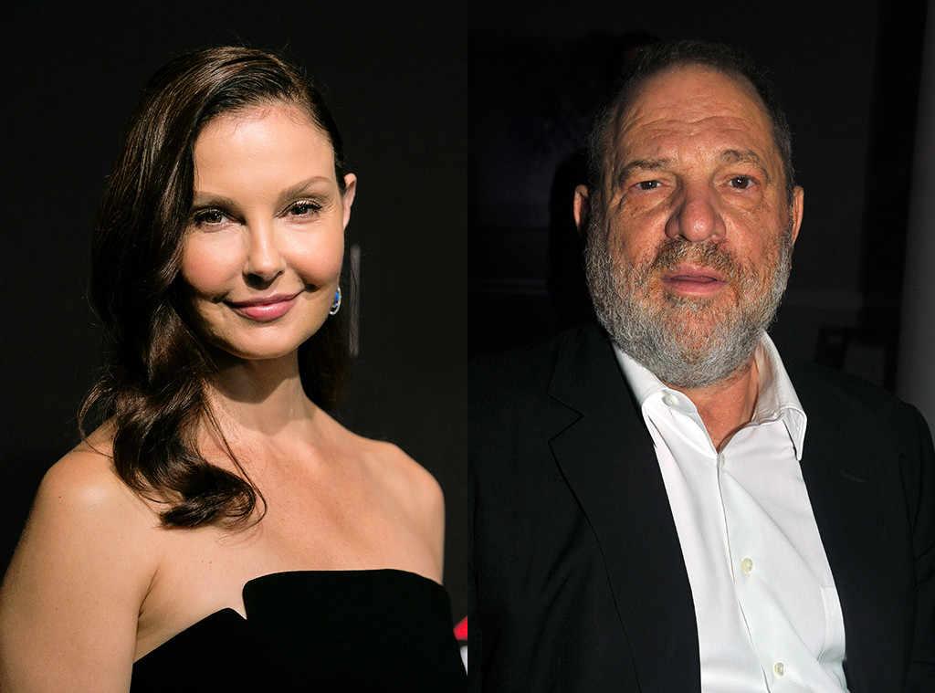 nữ diễn viên Ashley Judd