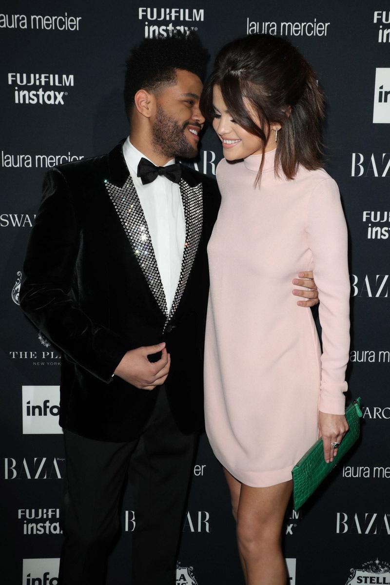 The Weeknd lên kế hoạch cầu hôn Selena Gomez - ELLE Việt Nam