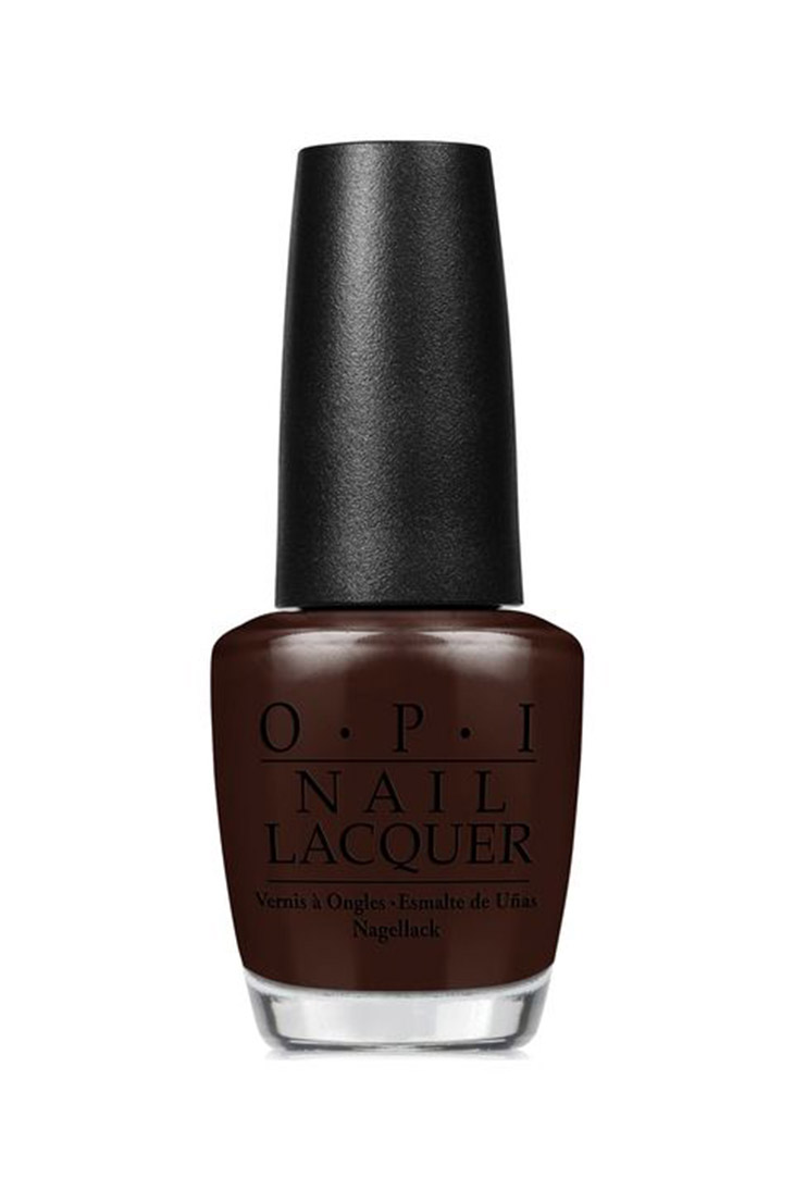 OPI Nail Lacquer màu 'Shh…' ($10)