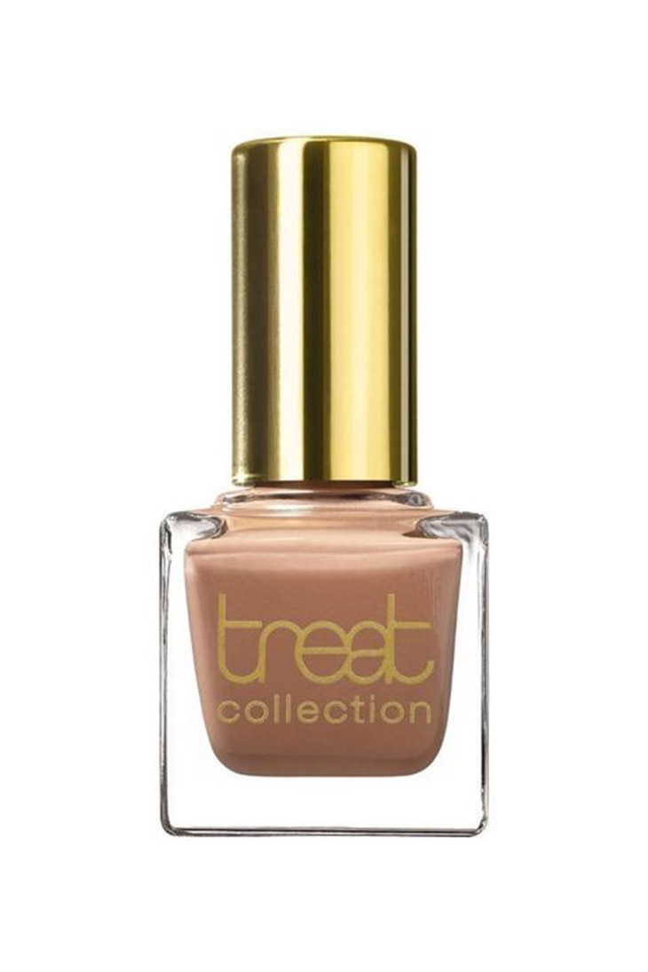 Treat Collection Natural Nail Polish màu Touch of Glamour ($19)