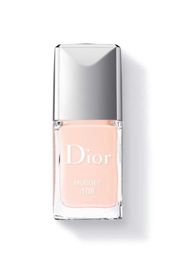 Dior Vernis màu Muguet ($27)