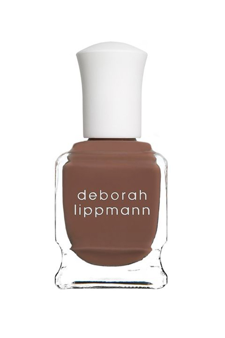 Deborah Lippmann Nail Polish màu Knock on Wood ($20)