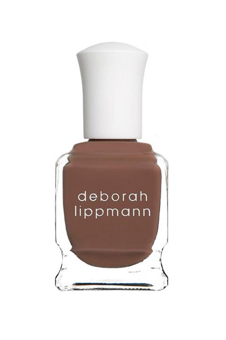 Deborah Lippmann Nail Polish màu Knock on Wood ($20)