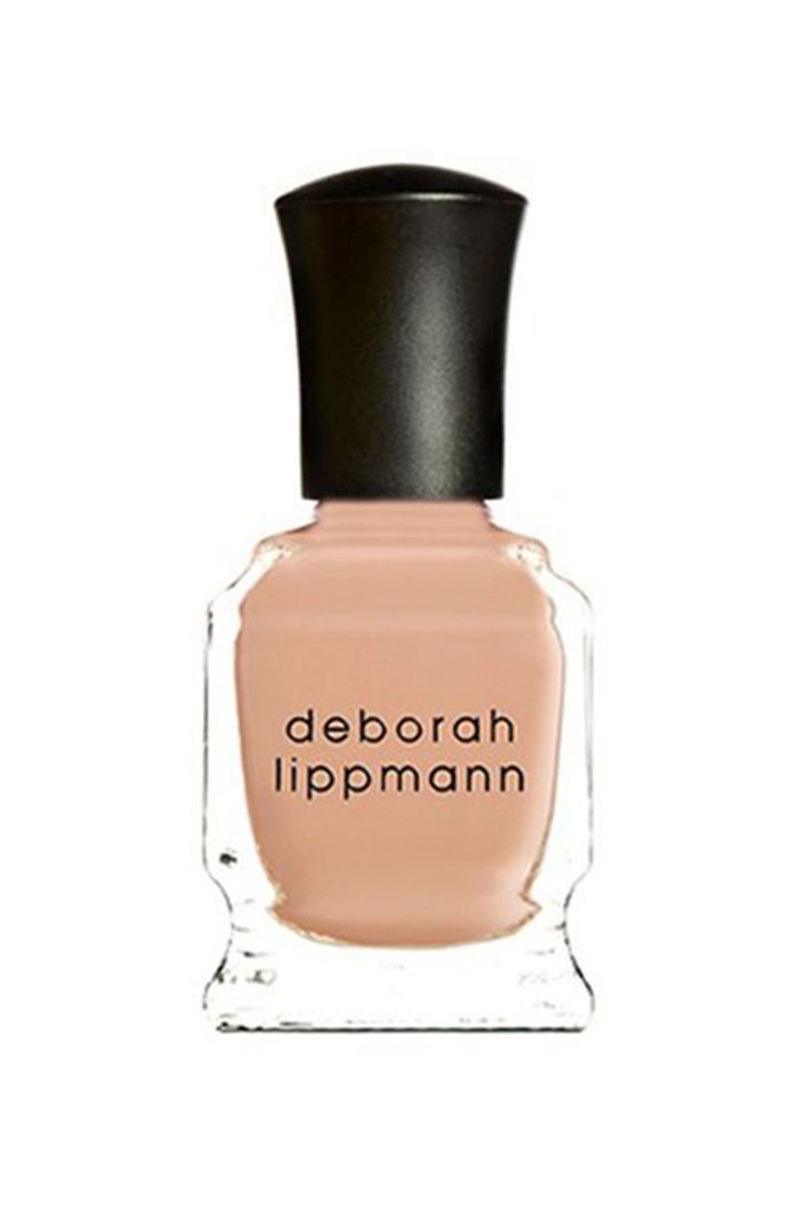 Deborah Lippmann Natural Woman màu Almond Nude ($18)