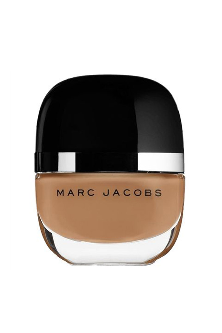 Marc Jacobs Enamored Hi-Shine Nail Lacquer màu Madame ($18)
