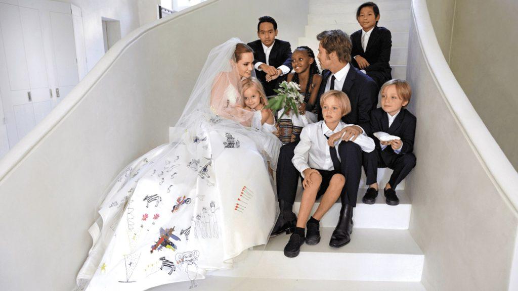 đám cưới sao US