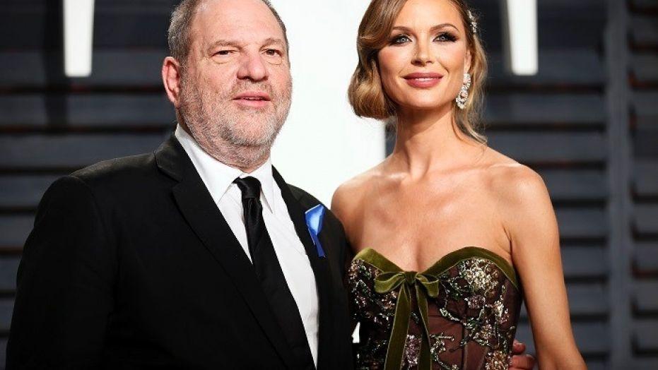 vợ của Harvey Weinstein