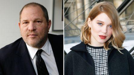 Léa Seydoux tố cáo Harvey Weinstein, phơi bày sự thật của ngành công nghiệp điện ảnh