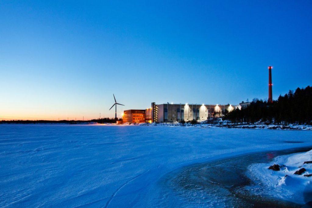 Trung tâm dữ liệu Google Phần Lan