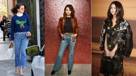 Phong cách thời trang gần gũi của Selena Gomez mà các nàng có thể áp dụng cho mùa thu năm nay