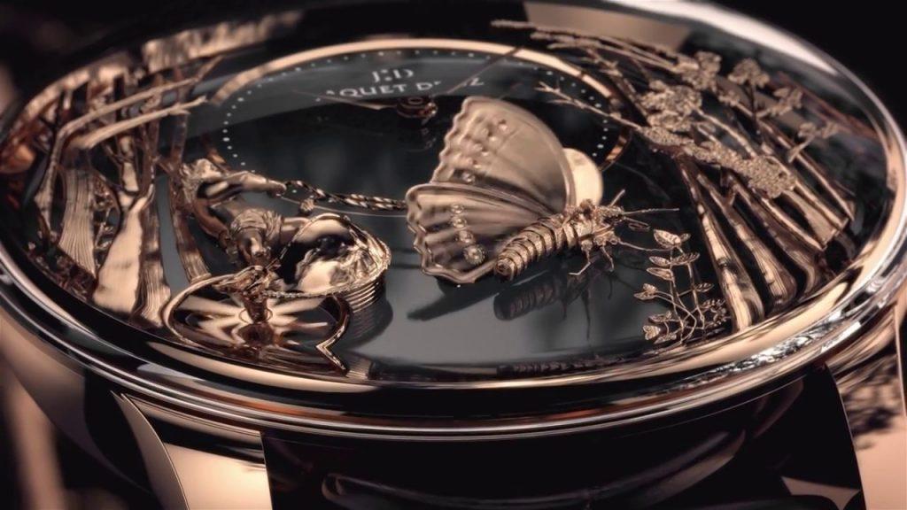7 tuyệt tác đồng hồ sinh ra là để độc chiếm trái tim của phái đẹp