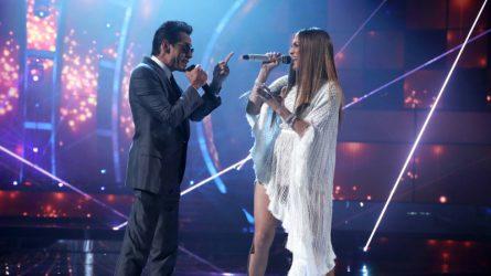Jennifer Lopez cùng chồng cũ gây quỹ ủng hộ nạn nhân bão Maria