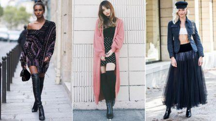 Fashionista thế giới diện street style gì trong tiết trời thu đầu tháng 10?