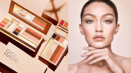 Hé lộ bộ sưu tập mỹ phẩm đầu tay của Gigi Hadid