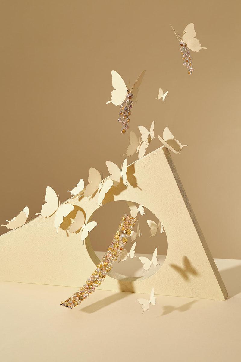 Shape of love - Trang sức kim cương vĩnh cửu