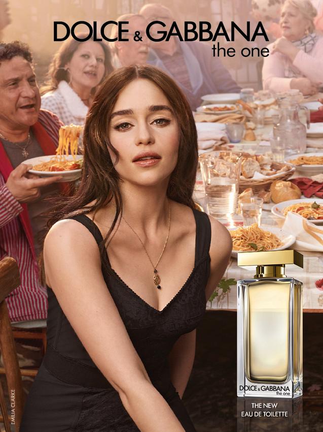 Dolce&Gabbana giới thiệu sự xuất hiện mới thuộc dòng nước hoa đẳng cấp The One