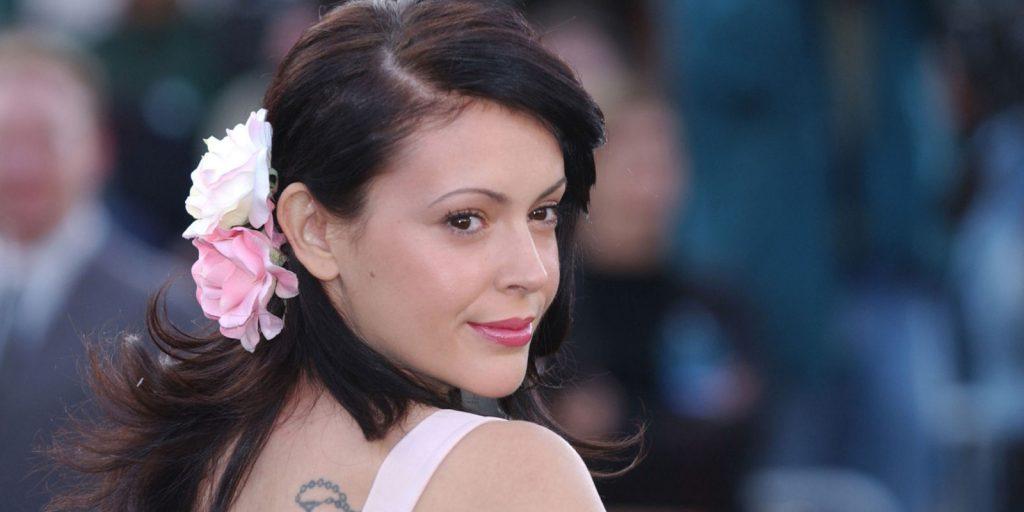 Nữ diễn viên Alyssa Milano