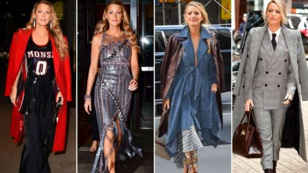 7 bộ trang phục gây choáng ngợp của Blake Lively trong ngày quảng bá phim All I See Is You