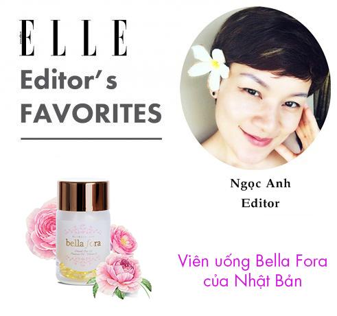 BTV ELLE yêu thích những sản phẩm đến từ phương Đông nào?