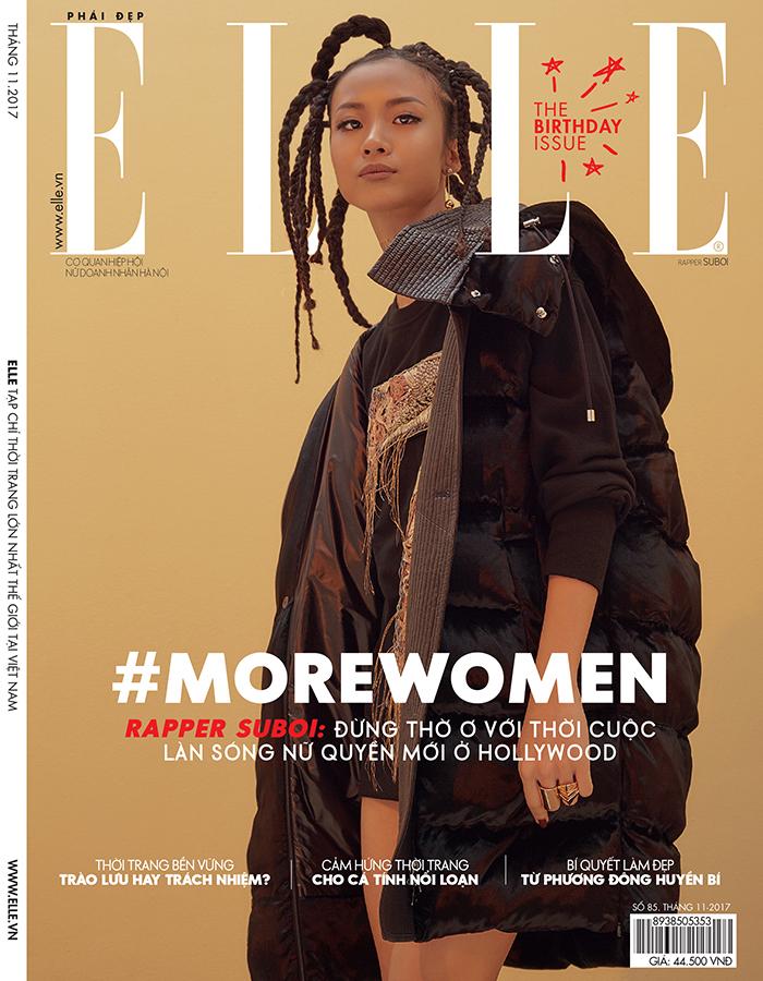 ELLE tháng 11/2017 - More Women