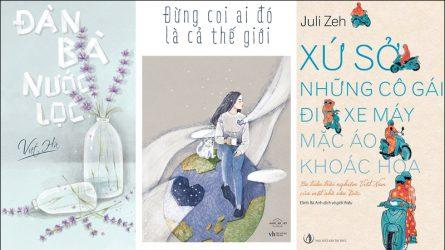 Giới thiệu sách mới hay tháng 11/2017
