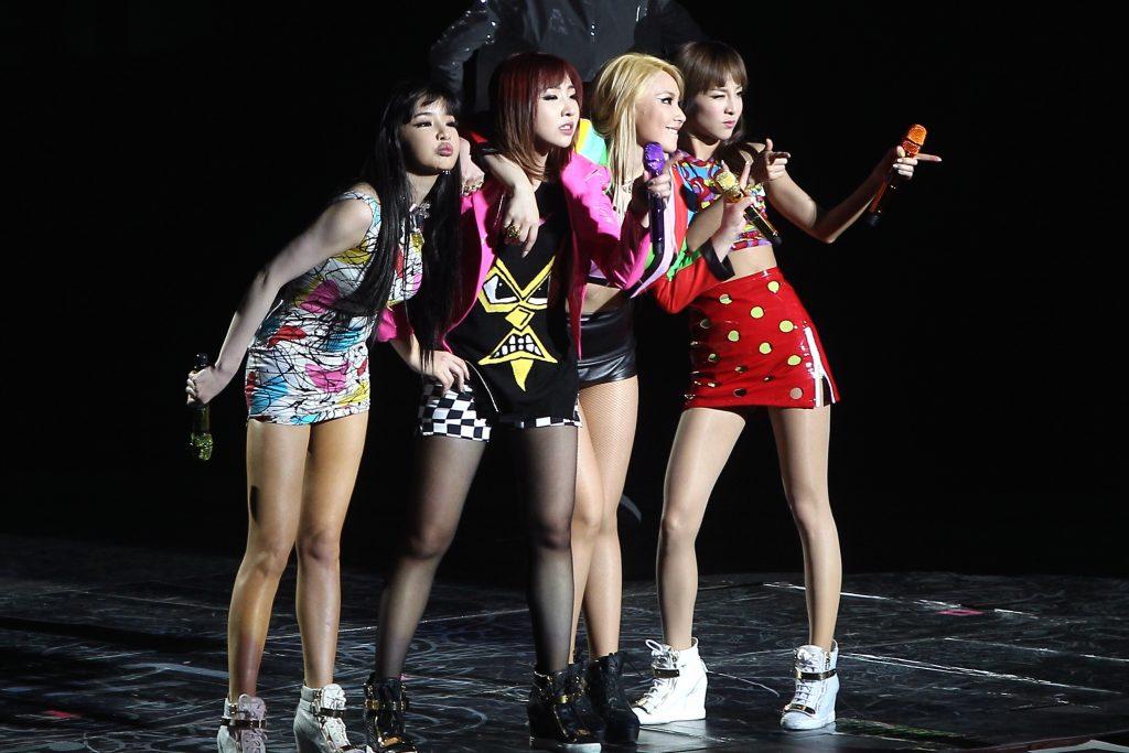 nhóm 2NE1