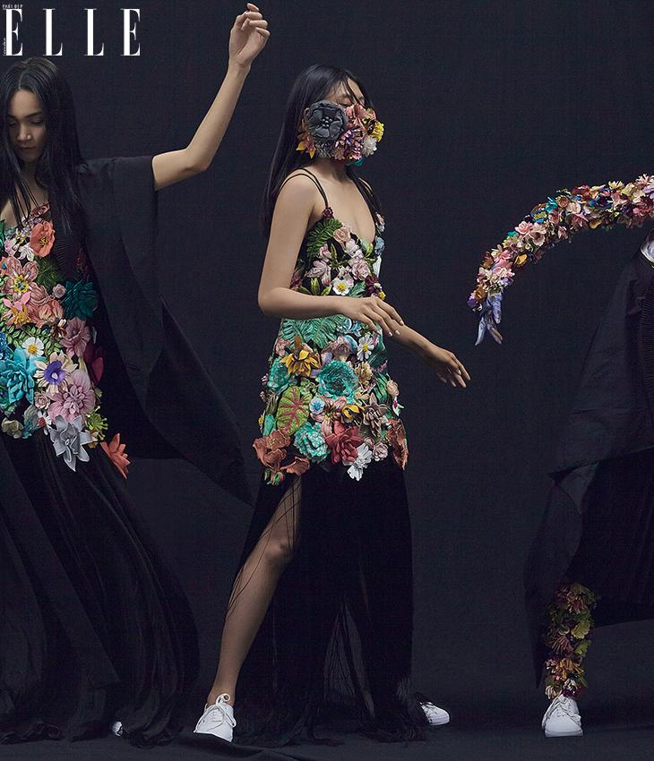 Bộ ảnh thời trang: Về phía Mặt Trời