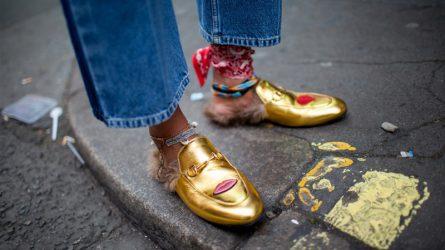 Các xu hướng giày