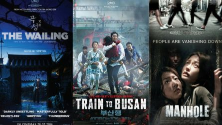 10 bộ phim kinh dị Hàn Quốc cho mùa Halloween