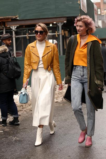 Elle Style Calender - áo khoác jacket cho mùa thu