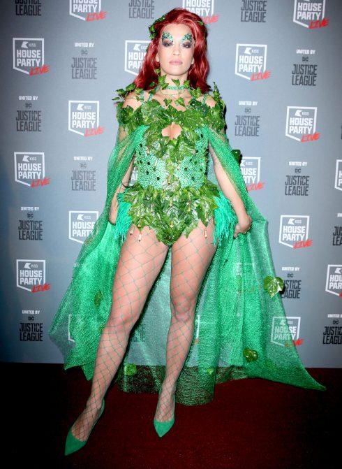 Dàn sao Hollywood nô nức hóa trang ấn tượng cho dịp lễ Halloween năm nay