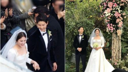 Đám cưới thế kỷ của cặp đôi Song Joong Ki - Song Hye Kyo