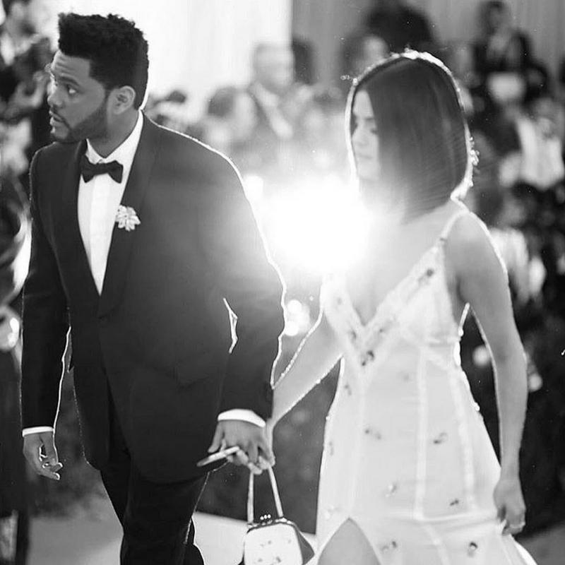 Selena Gomez và The Weeknd chia tay