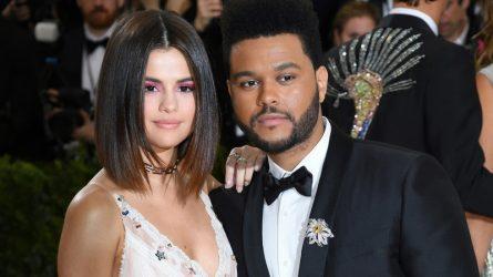 Selena Gomez và The Weeknd chia tay sau gần một năm hẹn hò