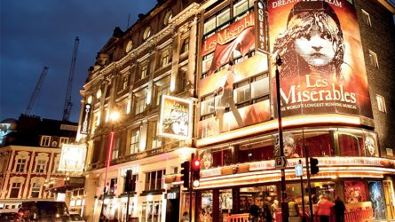 Thế giới nghệ thuật muôn màu ở London