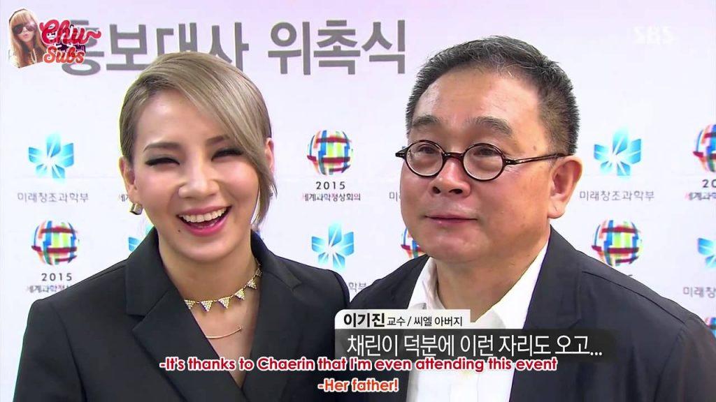 CL và bố