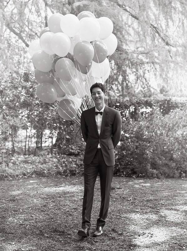 Song Joong Ki - elle 65