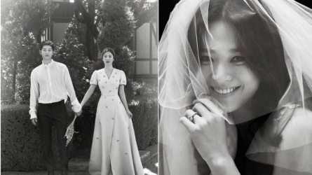 19 điều chưa biết về đám cưới thế kỷ của Song Joong Ki - Song Hye Kyo