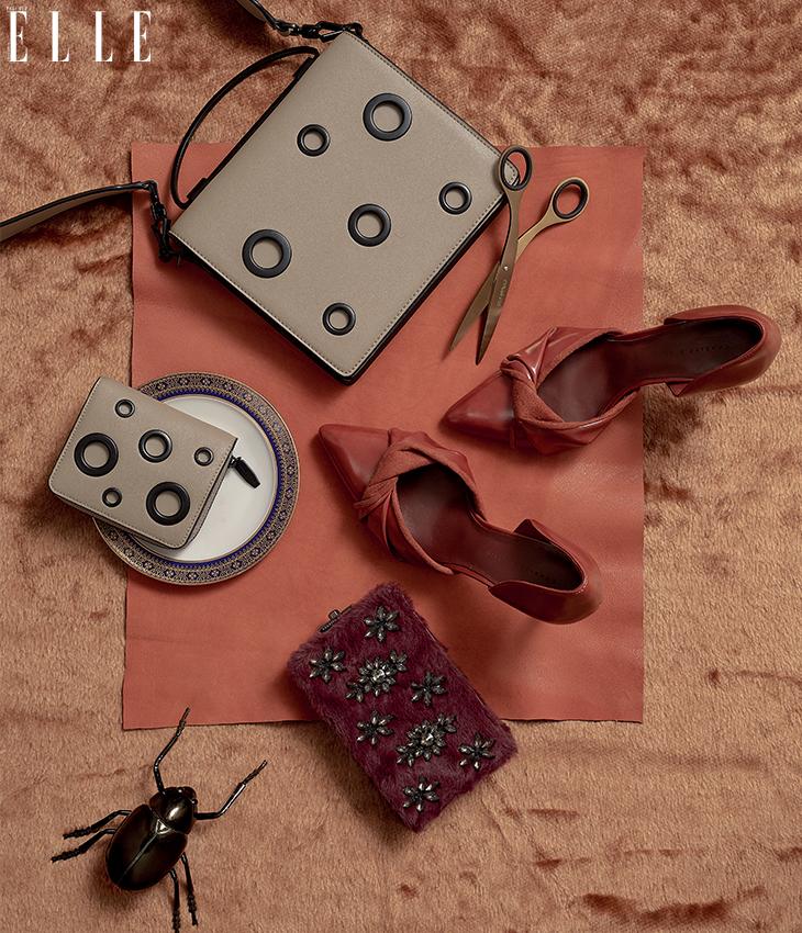 Bộ ảnh thời trang: Sắc giao mùa