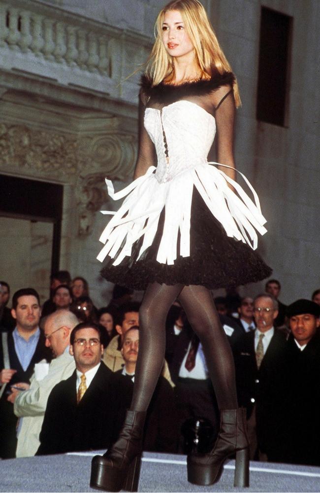 Ivanka Trump và sự nghiệp người mẫu dần bị lãng quên