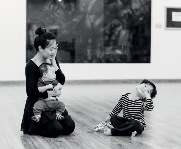 [Những cô gái theo đuổi ước mơ] Diễn viên múa Lê Mai Anh