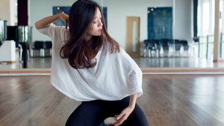 [Những cô gái theo đuổi giấc mơ] Lê Mai Anh và chuyện tình với múa