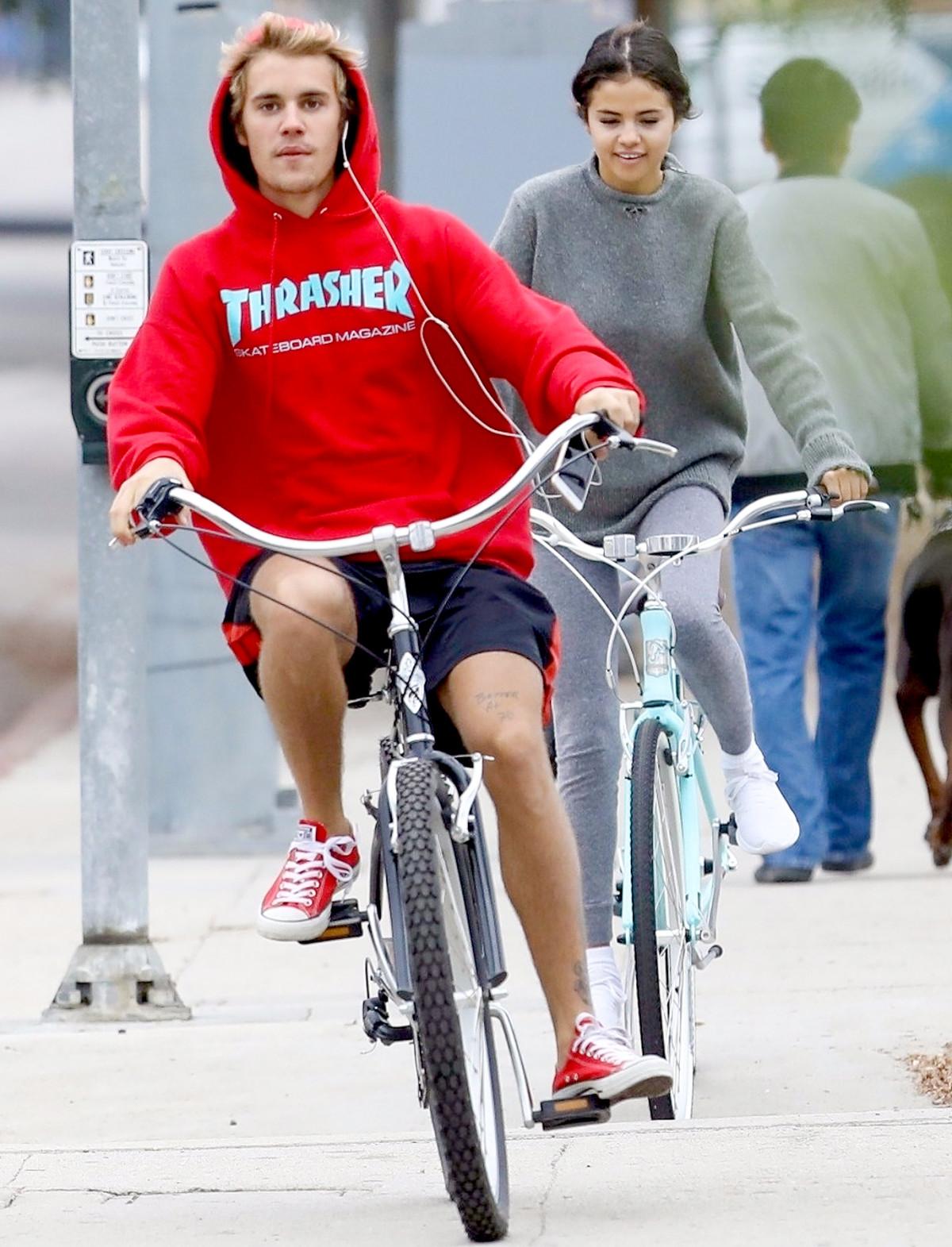 Selena Gomez và Justin Bieber nối lại tình xưa