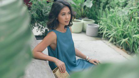 Trò chuyện cùng Kiều Linh - Sống xanh với thời trang