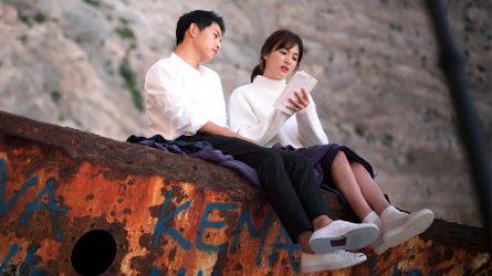 Mảnh ghép định mệnh mang tên Song Song couple